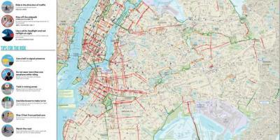 New York New York Hartă Hărți New York New York New York Sua